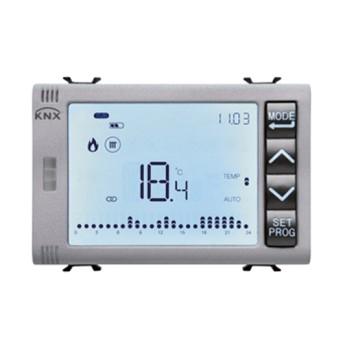 Cronotermostat KNX, 3 module, CH/VT - GW14794H - 8011564825437
