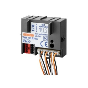 GW90834A Interfata Easy KNX 4 canale - GW90834A - 8011564794047
