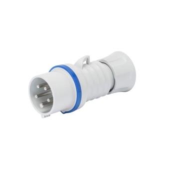 GW60016FH Fisa industriala 3P+T 32A 230V 9h CR Albastru IP44/IP54 - GW60016FH - 8011564796799
