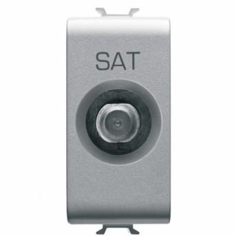 Priza TV-SAT Direct 1 modul CH/VT - GW14371 - 8011564266803