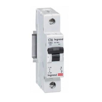 419667 RX3 Disjunctor 1P C32 4500A Monoconnect - 419667 - 3245064196673