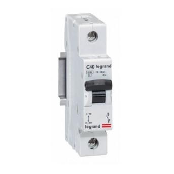 419668 RX3 Disjunctor 1P C40 4500A Monoconnect - 419668 - 3245064196680