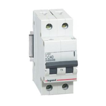 419701 RX3 Disjunctor 2P C40 4500A Monoconnect - 419701 - 3245064197014