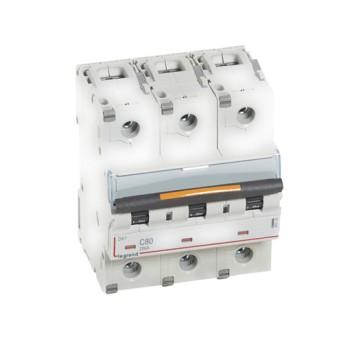 DX3 3P C80 25KA - 409788 - 3245064097888