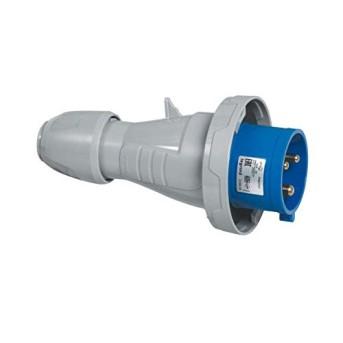 Fisa industriala 32A 2P+T 230V IP67 - 555434 - 3245065554342