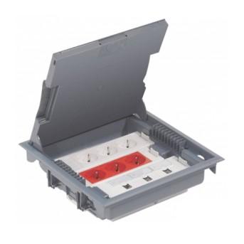Doza pardoseala 18M capac inox - 089610 - 3245060896102