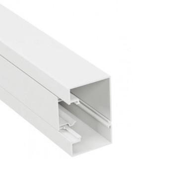 638030 DLP Profil jgheab 100x50mm cu capac (bara 2m) - 638030 - 3245066380308