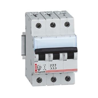 408663 DX3 Disjunctor 3P 100A 10kA 230V - 408663 - 3245064086639