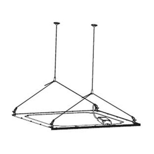 0047517 StartFlat Panel LED Suspension Kit SYL