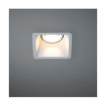 12619009 Lotis pentru M-LED 50 87x87x55mm patrat Alb fara driver - 12619009