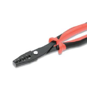 Cleste manual de sertizat papuci si pini izolati sau neizolati pentru fir de 0.5-16mm - 101904 - 4021103019047
