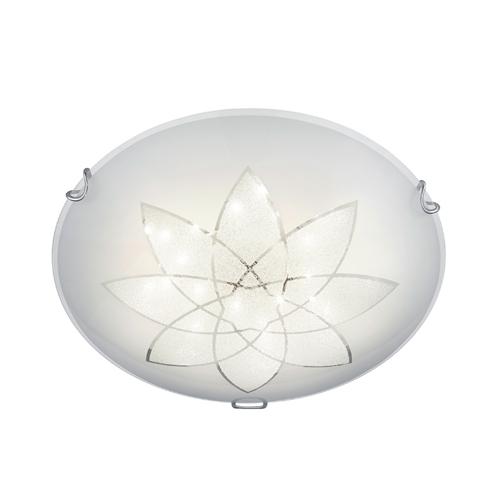 Aplica tavan / Plafoniera Polaris 1x12W LED 1000lm 3000K, Alb - R62271201 - 4017807295450