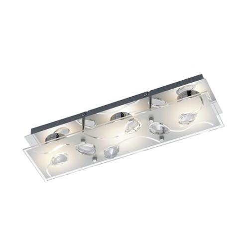 Spot Eris 3x5W LED 1200lm 3000K, Crom - R22083106 - 4017807292008