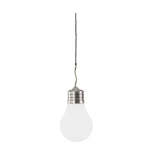 Lustra / Corp suspendat Edison II 1xMax60W E27, Alb mat - 3401011-07 - 4017807057690