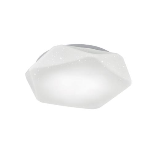Aplica tavan / Plafoniera Oregon 1x 21W LED 2200lm 4000K Alb - 657710100 - 4017807351149