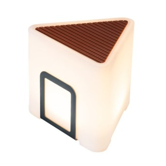 1000400 Kenga 17 Lampa portabila 3.2W LED 200lm 3000K incarcare USB IP44 - 1000400 - 4024163186926