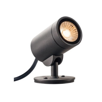 1000735 Helia 8W LED 480lm 3000K Antracit IP55 - 1000735 - 4024163190275