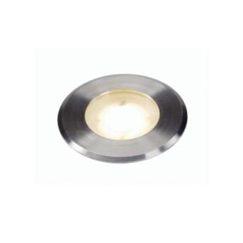 228412 Spot incastrat Dasar 4.3W LED 140lm 3000K Inox IP67 - 228412 - 4024163138048