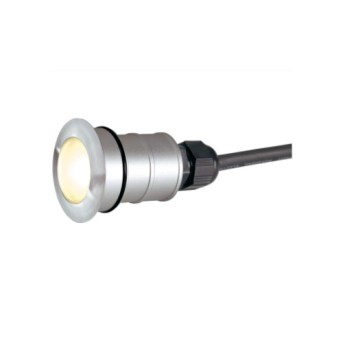228332 Power Trail-Lite42 Spot incastrat 1W 45lm 3000K Inox IP67 - 228332 - 4024163112093