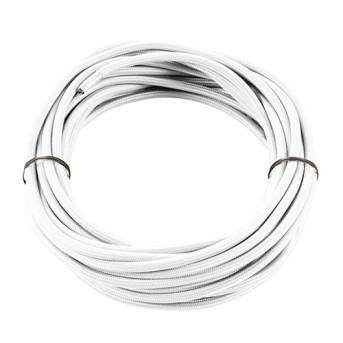 961271 Cablu textil alb 3x0.75mm 10m - 961271 - 4024163144216