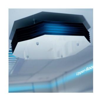 Lampa bactericida, UV-C, pentru sterilizarea aerului si a suprafetelor 4X18W, cu montare pe tavan - APF-CM 4X18W