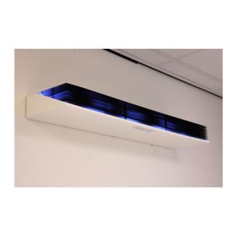 Lampa bactericida, UV-C, pentru sterilizarea aerului si a suprafetelor 1 x 30W, cu montare pe perete - APF-WM 30W