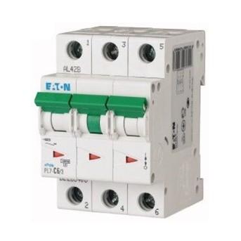 Disjunctor PL7-C6/3 3P 6A 10kA C 400V - 263406