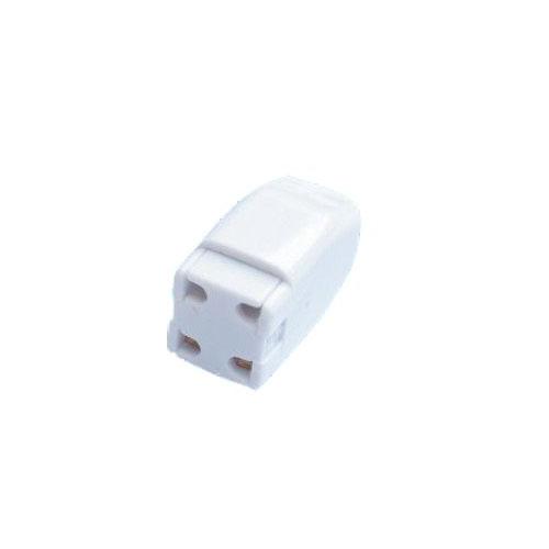 F4p Dulie - Soclu G10.2q 4p plastic cu contact - 500-001