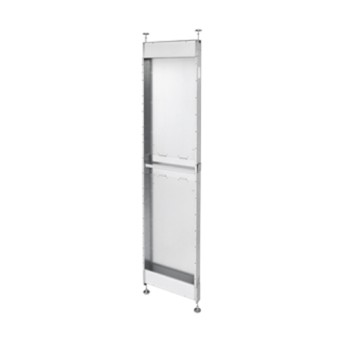 Domo Center Accesoriu metalic (spate) pentru tencuiala si gips-carton - GWN1002