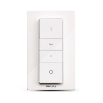 Philips HUE Dimmer, intrerupator cu variator, Wi-Fi, telecomanda pentru sistemul HUE - 929002398602 - 8719514274617