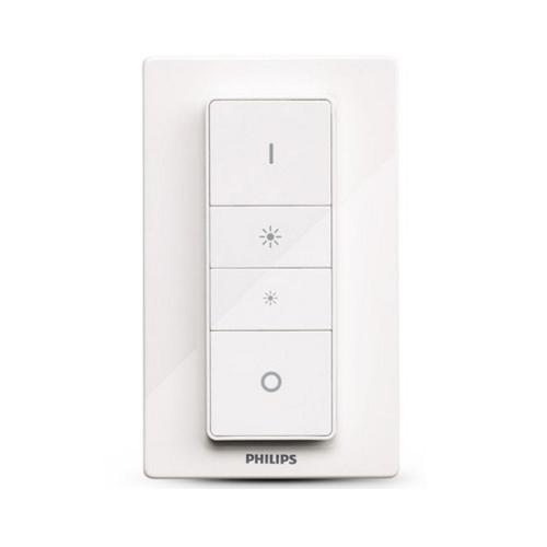 Philips HUE Dimmer, intrerupator cu variator, Wi-Fi, telecomanda pentru sistemul HUE - 929001173761 - 8718696743157
