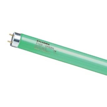 Tub fluorescent colorat F 58W GR Verde SYL - 2570 - 5410288025704