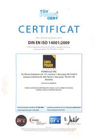 DIN EN ISO 14001:2009