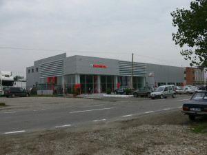 Power Electric Honda Showroom