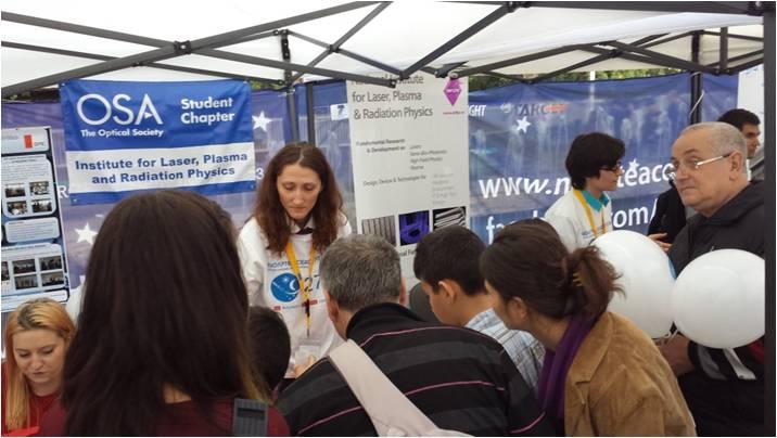 Concursul OSA 2015 a premiat o studenta din Romania