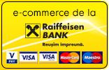 Raiffeisen e-commerce Logo