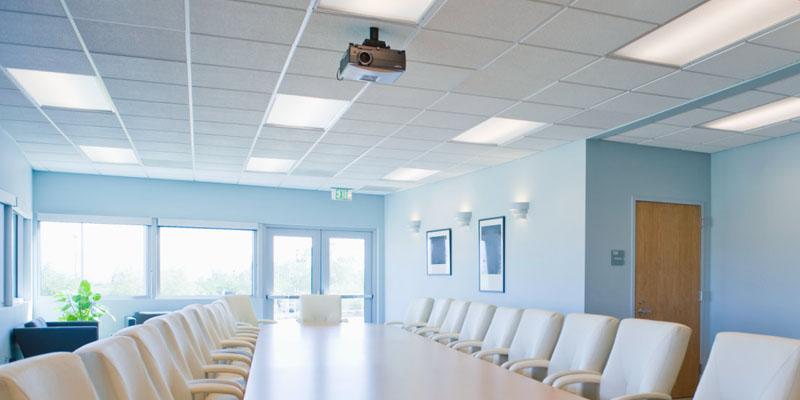 Ledvance solutii de iluminat pentru birouri