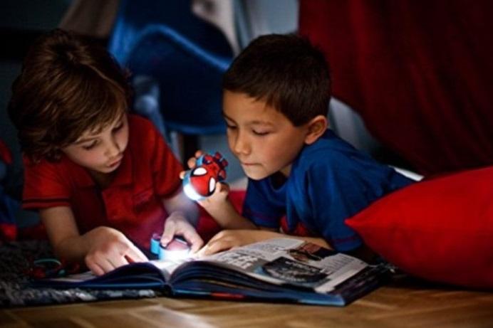 Lanterna philips Disney Spiderman